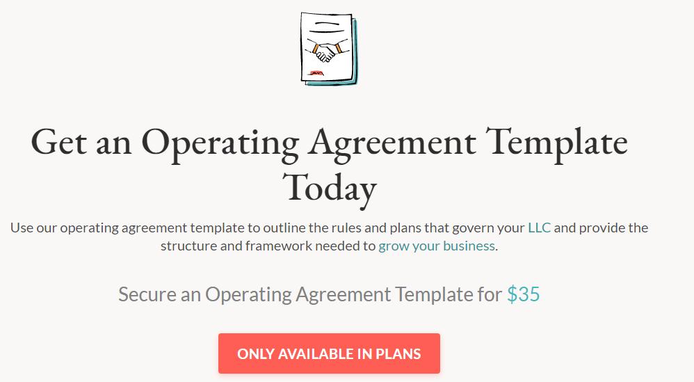 Operating Agreement - ZenBusiness