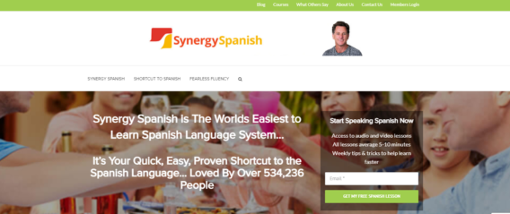 Synergy Spanish Review