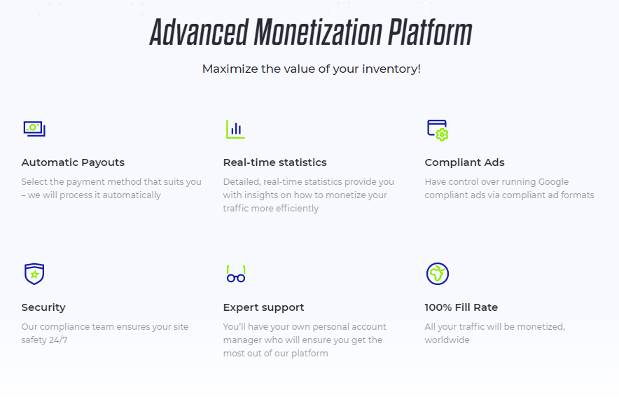 TrafficStars - Advanced Monetization Platform