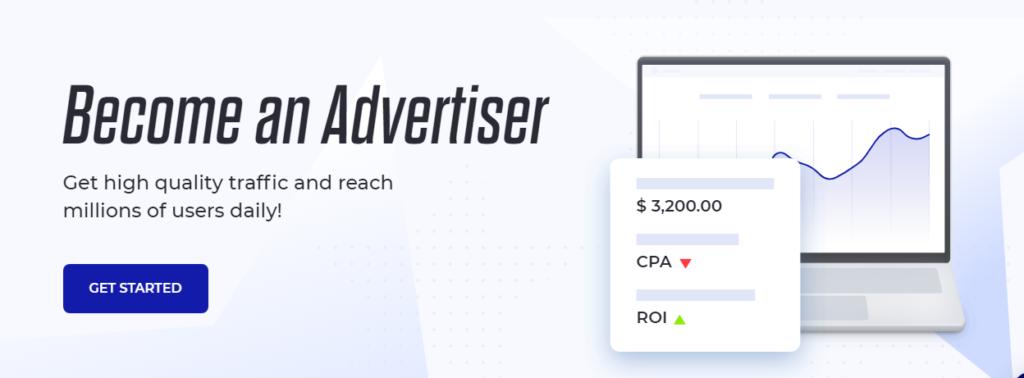 TrafficStars for Advertisers