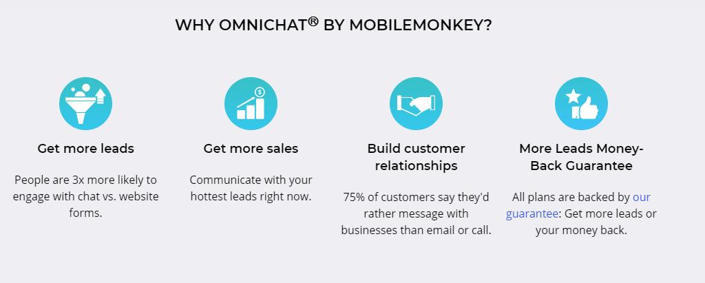 Why MobileMonkey