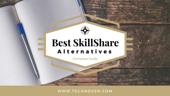 Best SkillShare Alternatives