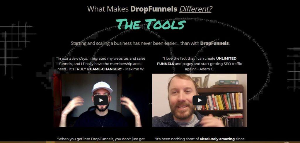DropFunnels Tools