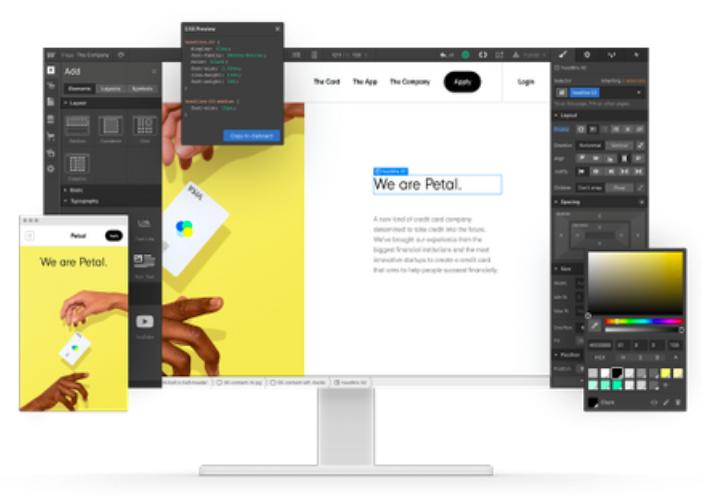Webflow Responsive Design